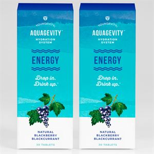 Picture of Aquagevity™ Energy Tablets - 30ct Blister (2 Pack)